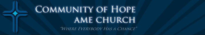 Community of Hope AME Church